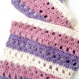 Other - Baby/Toddler Crocheted Blanket
